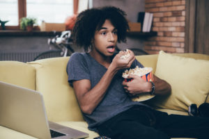 comfort eating youth