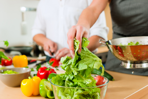health nutrition cooking