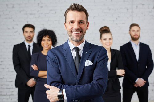 leader man group business
