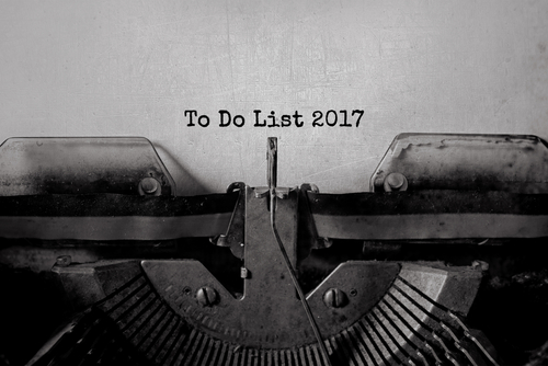 to do list resolutions